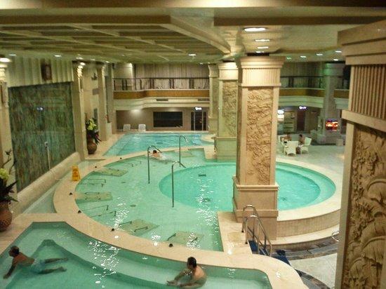 Guangdong Nanmei Osotto Hotel Baiyun : china 2012