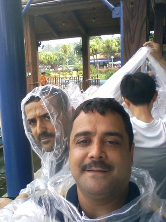 Chimelong Paradise : allani 2012