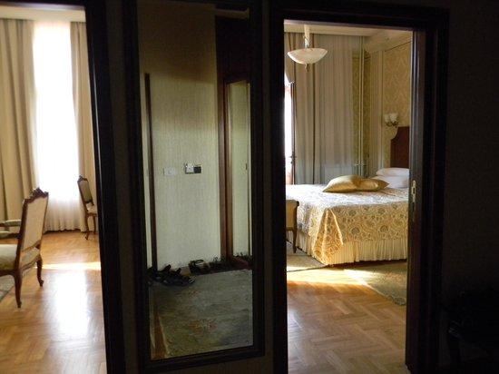 Hotel Moskva: Номер