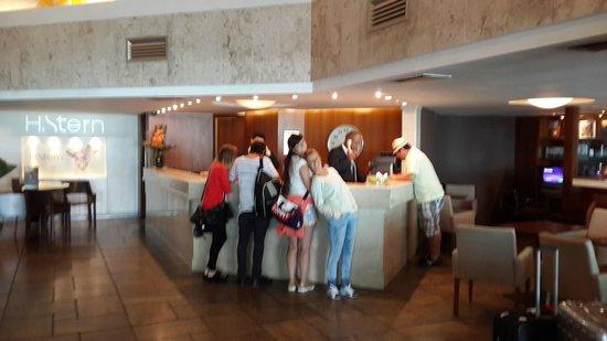 Hotel Marina Palace Rio Leblon: Hall