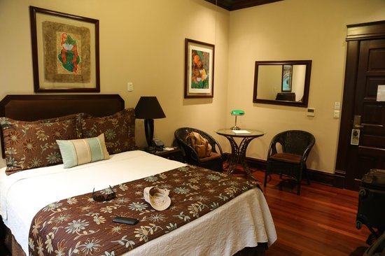 Hotel Grano de Oro San Jose : our room