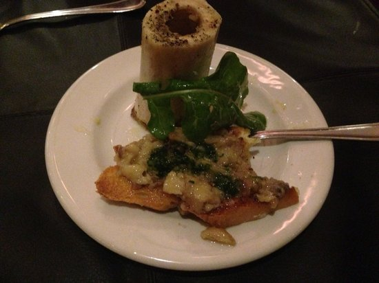 Little Havana : Roasted marrow bones