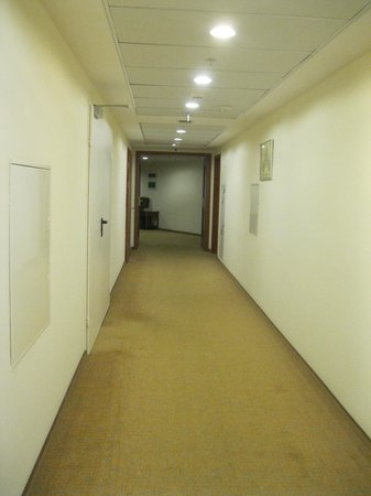 Holiday Inn Moscow Sokolniki : коридор на этаже
