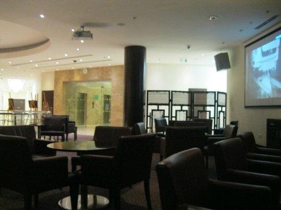 Holiday Inn Moscow Sokolniki : бар