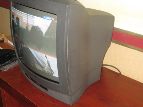 Himalaia Soldeu: Тот самый телевизор в номере, фантастика!