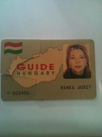Private Guide Judit Budapest: Guia local en espanol, portugués en Budapest, Hungria