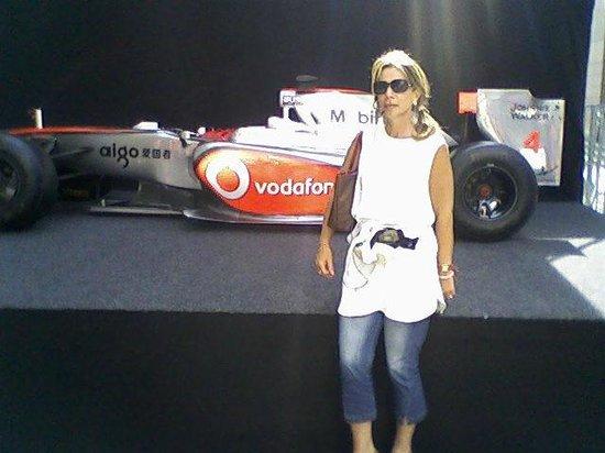 Private Guide Judit Budapest: Guia en Formula 1 en Budapest