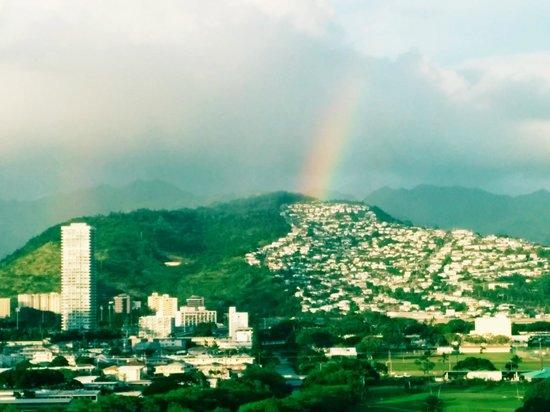 Royal Kuhio Resort: Hawaiian rainbow