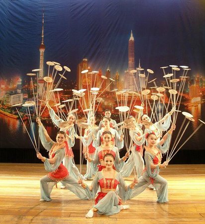 Chaoyang Theater: Amazing talent!