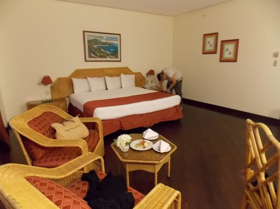 Hesperia Isla Margarita: Habitacion del hotel (impecable)
