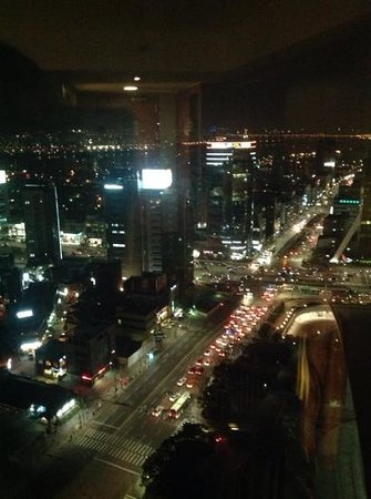 InterContinental Seoul COEX : night view