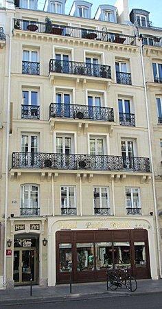 Hotel Paris Rivoli: Фасад отеля