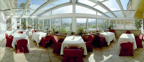 Vita Aktiv Hotel Der Heinrichshof: Wintergarten