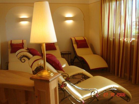 Vita Aktiv Hotel Der Heinrichshof: Ruheraum