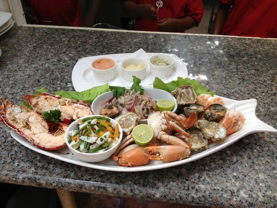 Top 10 restaurants in Toamasina (Tamatave), Madagascar