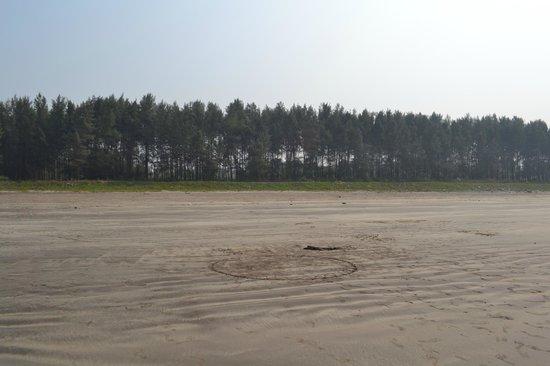 Jogalekar Cottage : Aawas Beach