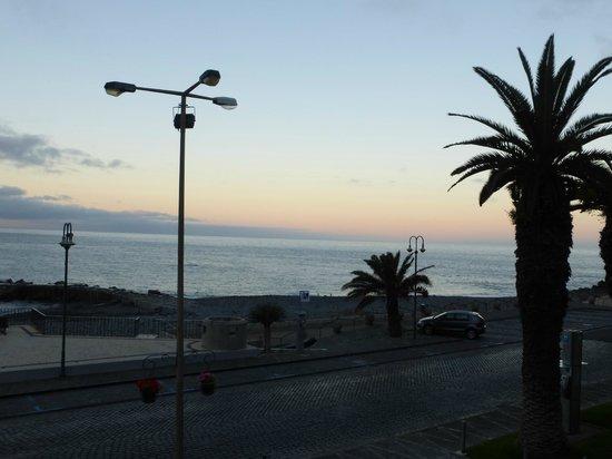 Enotel Baia: Zimmeraussicht morgens