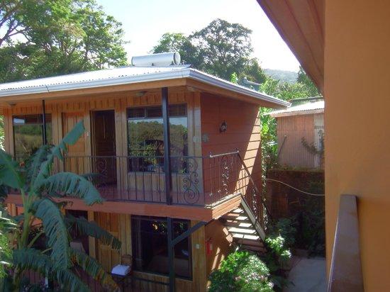 Hotel Cipreses Monteverde Costa Rica: 2nd floor balcony