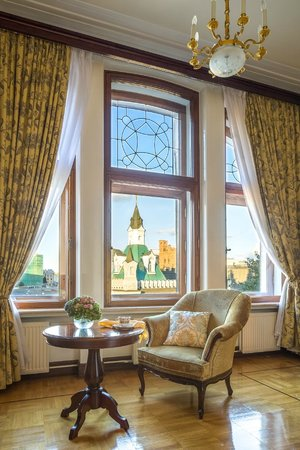 Hotel Metropol Moscow: Executive Suite
