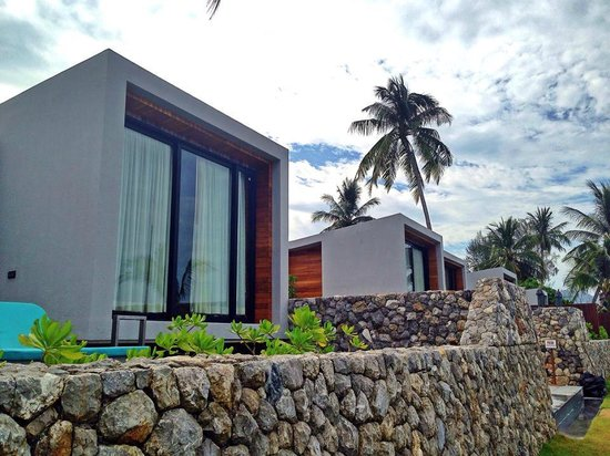 Casa de La Flora : วิวด้านนอกโรงแรม