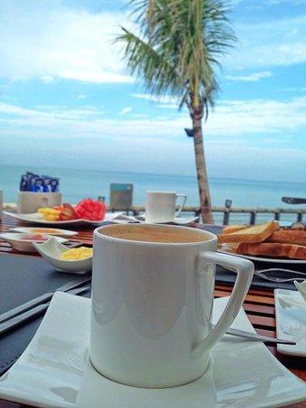 Casa de La Flora : มื้อเช้า