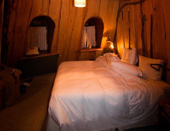 Huilo Huilo Nothofagus Hotel : Room Magic Mountain