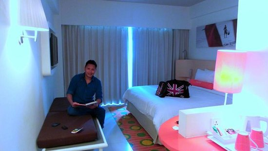 The Jimbaran View : room
