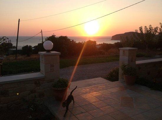 Romantica Apartments-Rooms: tramonto