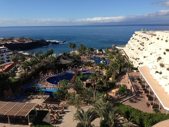 Be Live Experience Playa La Arena : Our view every morning ��