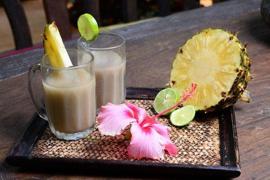 The Spa Resort Koh Chang: Detox drink for fasting program