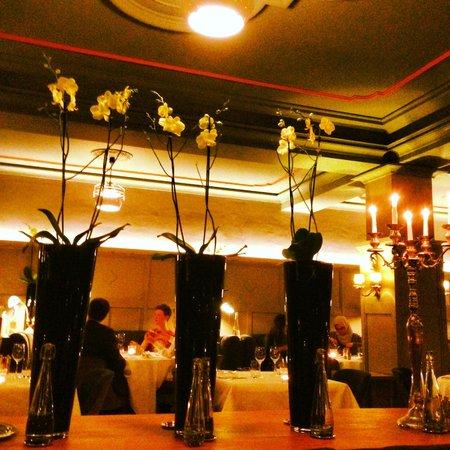 Le Grand Bellevue: Salle a manger