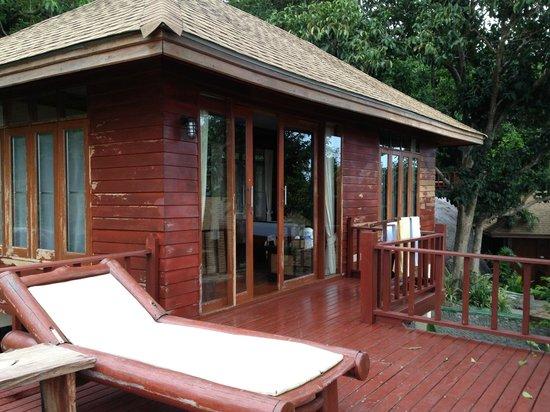 Dusit Buncha Resort: บ้านพัก..ใหญ่โต
