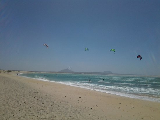 Buccaneers Beach Kite & Surf - Boavista : Amazing spot
