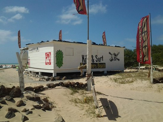 Buccaneers Beach Kite & Surf - Boavista : The center
