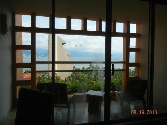 The Westin Resort & Spa Puerto Vallarta: The view