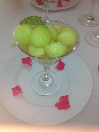 Dessert Riad nafis