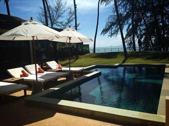 Nikki Beach Resort Koh Samui : Beachfront villa