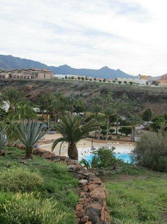 ClubHotel Riu Buena Vista: Вид из номера