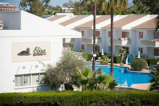 Universal aparthotel elisa playa de muro arvostelut for Appart hotel 45
