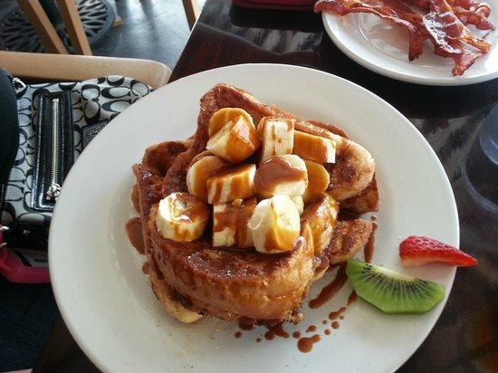 Mr. Cream: Best Breakfast in Puerto!!!!