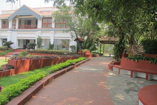 The Gateway Hotel Pasumalai Madurai : vue générale