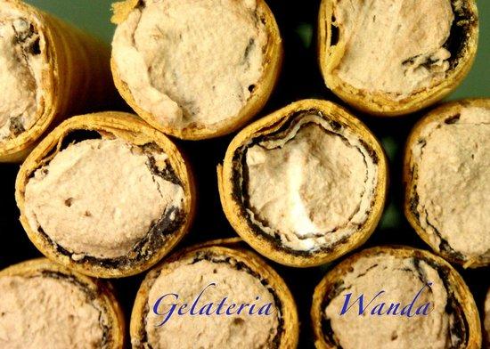 Gelateria Wanda: Cannoli Viennesi