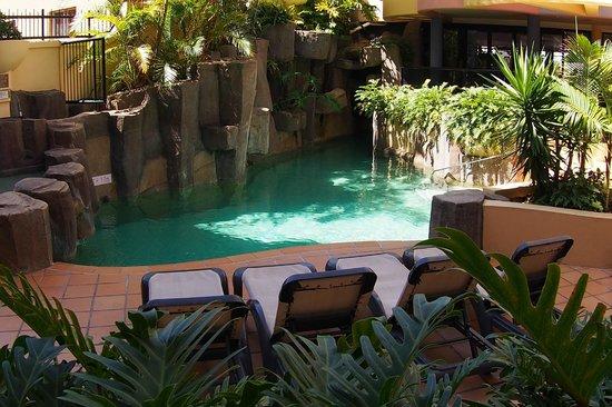 Nautilus Mooloolaba : The Pool