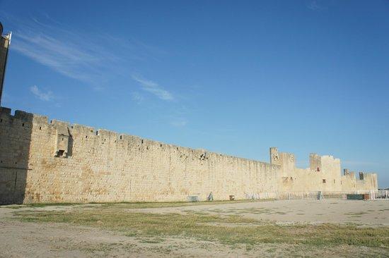 Tours et Remparts d'Aigues-Mortes : Укрепления