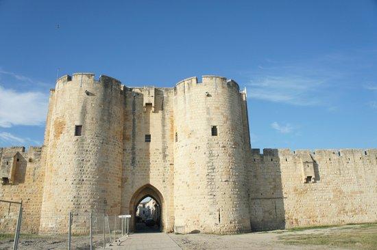 Tours et Remparts d'Aigues-Mortes : Башня