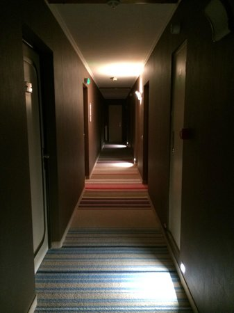 Hotel Helios : Hallway
