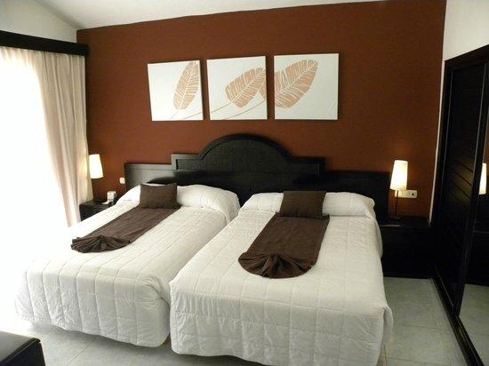 Sirenis Punta Cana Resort Casino & Aquagames: Suite 108 im Haus S