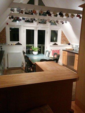 Britannia House : Kitchen
