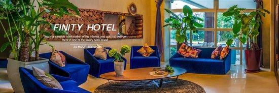 Finity Resort Hotel: finity hotel