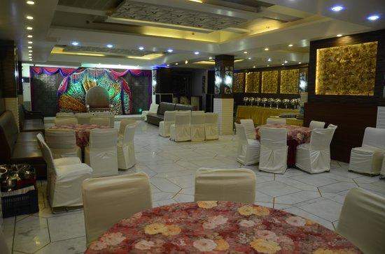Hotel Swathi : Restautan